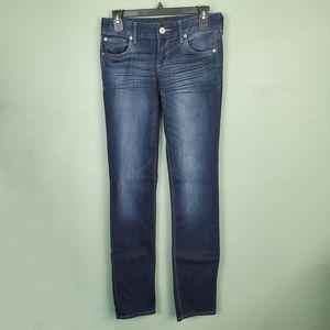 Express Jeans Stella Skinny Low Rise Size 2L